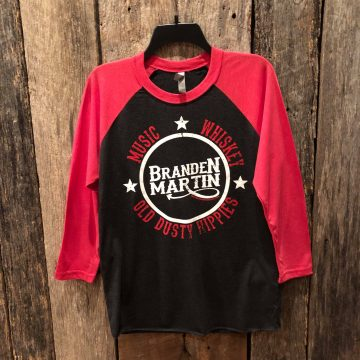 Branden Martin Quarter Sleeve
